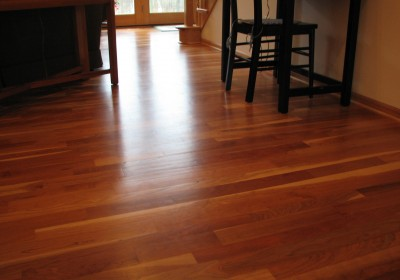Exceptional Professional Hardwood Floor Refinishing Service