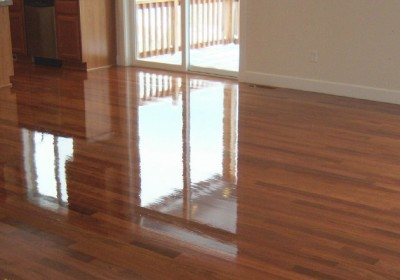 Beautiful Professional Hardwood Floor Refinishing Service