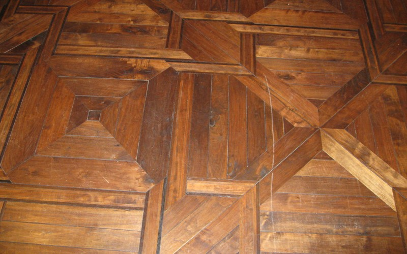 Custom Parquet Floor Installation Milwaukee