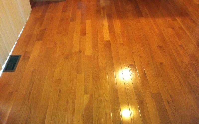 Prefinished wood floor Milwaukee