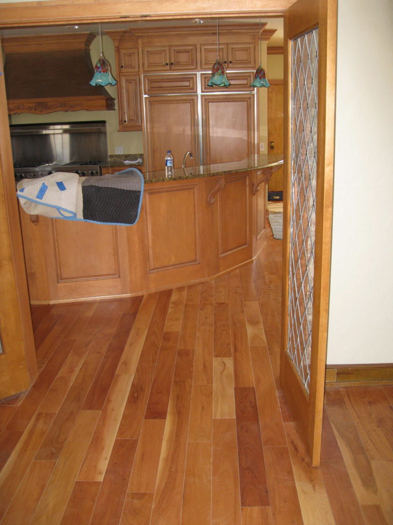 Exotic Wood Floor Wisconsin