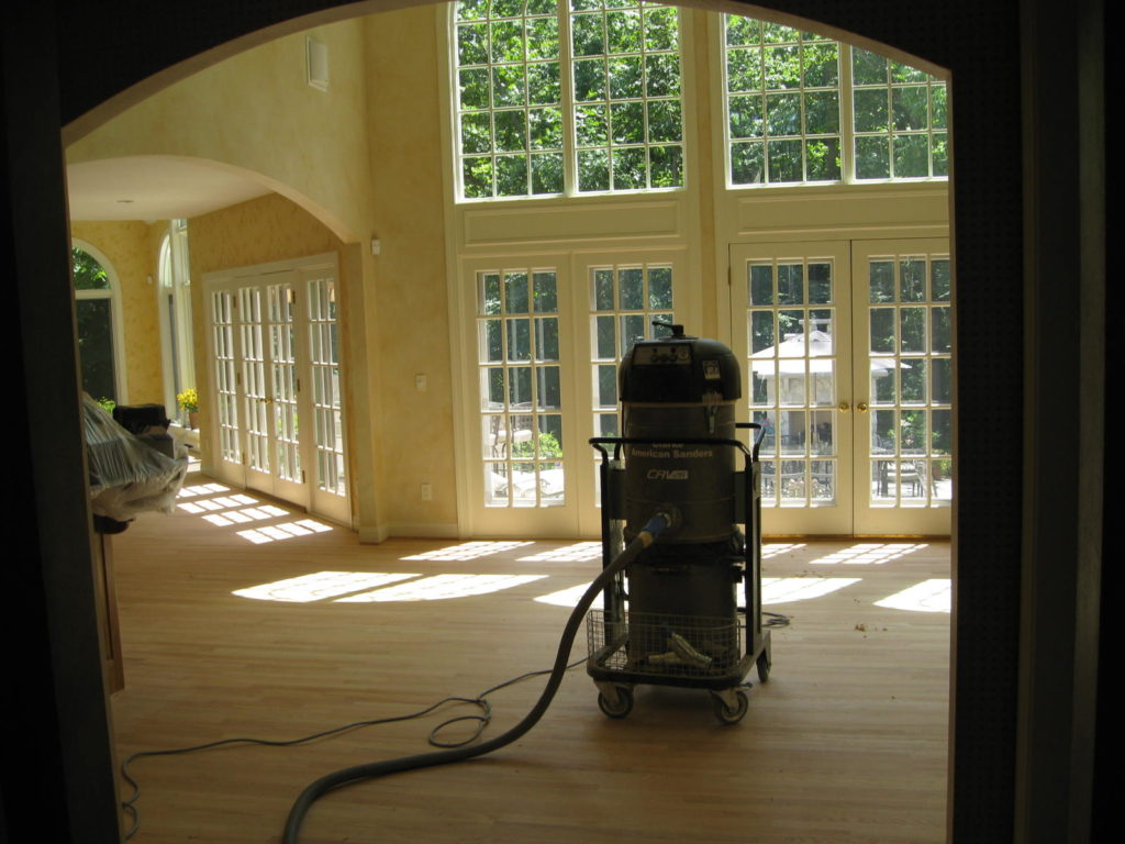 Dust Free Wood Floor Sanding Milwaukee
